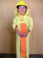 Letterland costumes