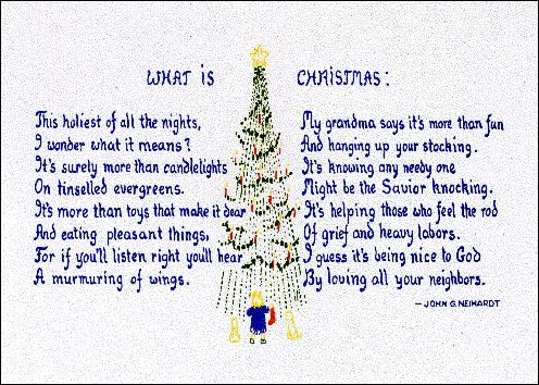 17 Best images about xmas poem on Pinterest  Poem, Christmas quotes and Dadd...