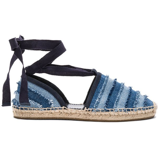 Jimmy Choo Dolphin Espadrille (€220) ❤ liked on Polyvore featuring shoes, sandals, shoes espadrilles, flats, platform shoes, jimmy choo flats, crochet flats, crochet espadrilles and platform sandals