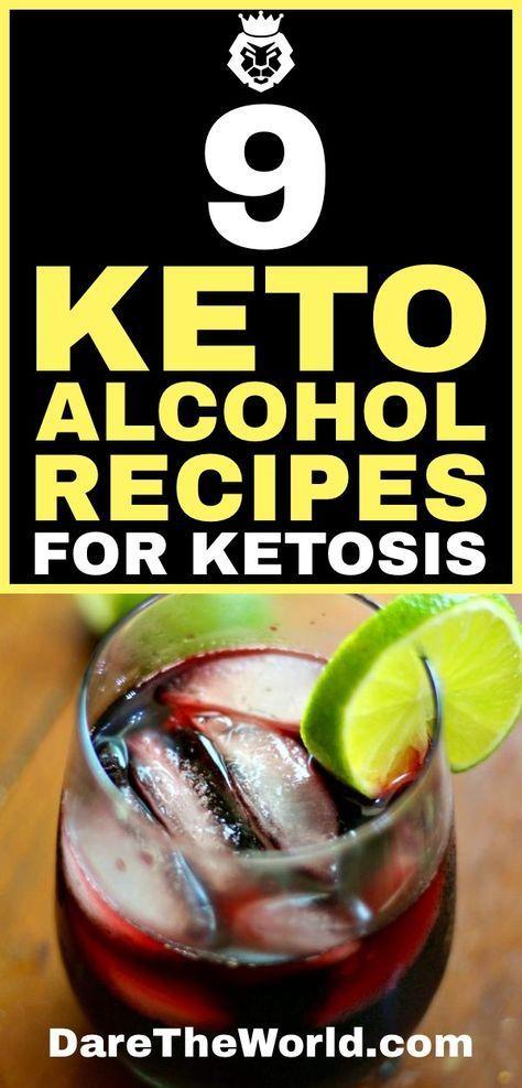 el alcohol puede beber en la dieta cetosis