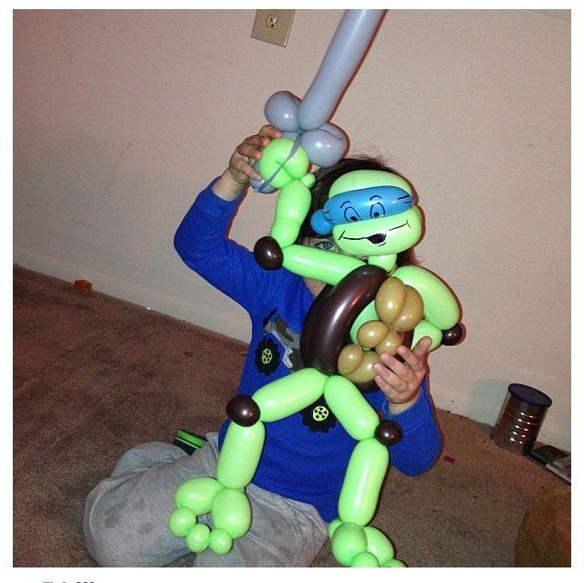17 Beste Ideeën Over Ninja Turtle Ballonnen Op Pinterest