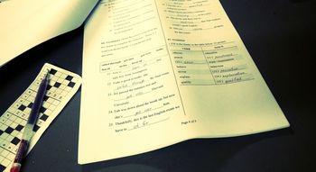 Upper Intermediate ESL / EFL English Exam Passive Voice & Reported Speech