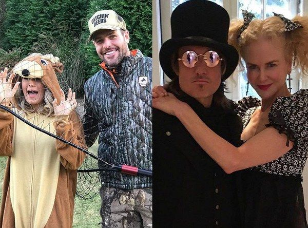 12 More Country Music Stars All Decked Out for Halloween