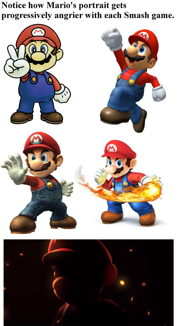 Angry Mario Super Smash Brothers Ultimate Smash Bros Funny Super Smash Bros Memes Smash Bros