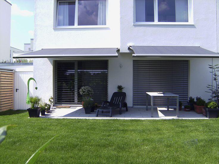 Die besten 25+ Sonnenschutz markisen Ideen auf Pinterest - markisen fur balkon design ideen