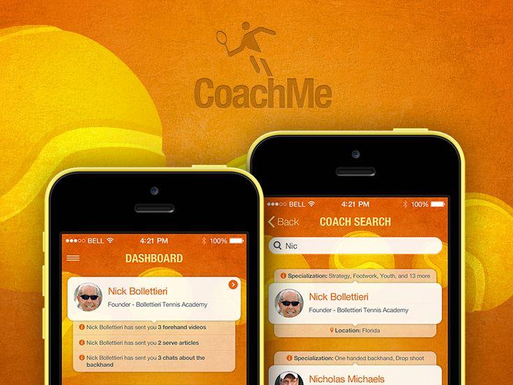 Coachme App