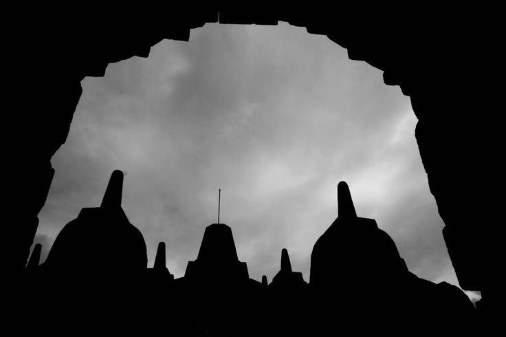 Borobudur - Central Java