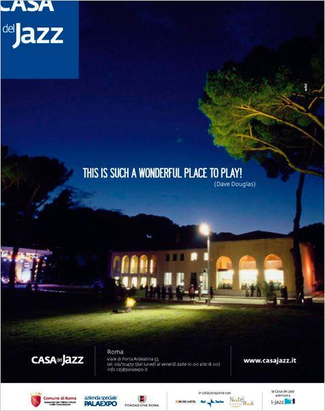 #Jazz #Roma #cultura #arte #concerti #musica