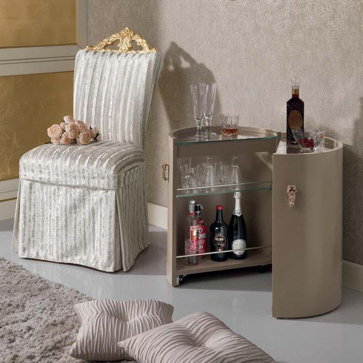 sedia/chair damadress mobile bar oscar