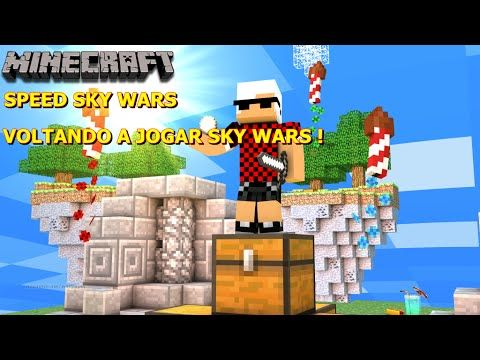 Minecraft: Speed Sky Wars - Voltando A Jogar Sky Wars !! - http://dancedancenow.com/minecraft-backup/minecraft-speed-sky-wars-voltando-a-jogar-sky-wars/
