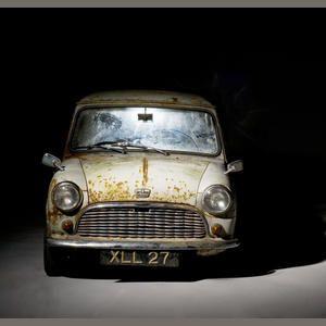 The oldest Austin mini