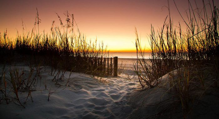 7 Little Known Beaches In South Carolina That'll Make Your Summer Unforgettable