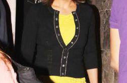Lara Dutta and Mahesh Bhupathi celebrate Sairas birthday with a dinner outing!