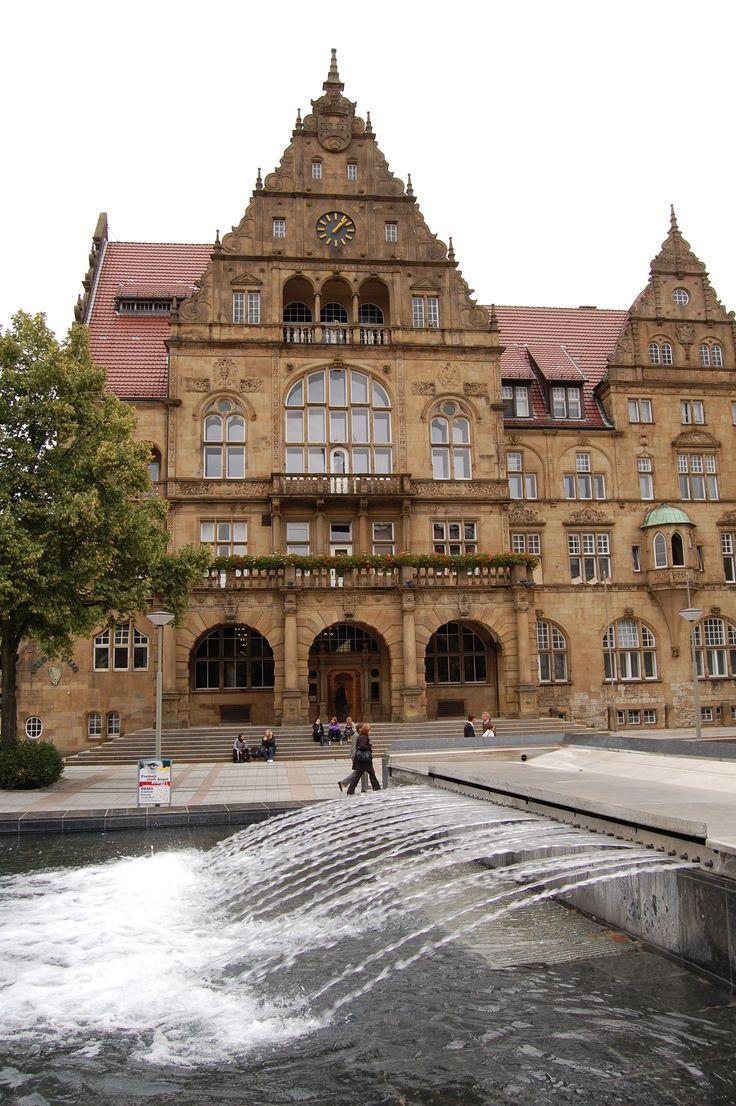 Stadt Bielefeld - Das Rathaus