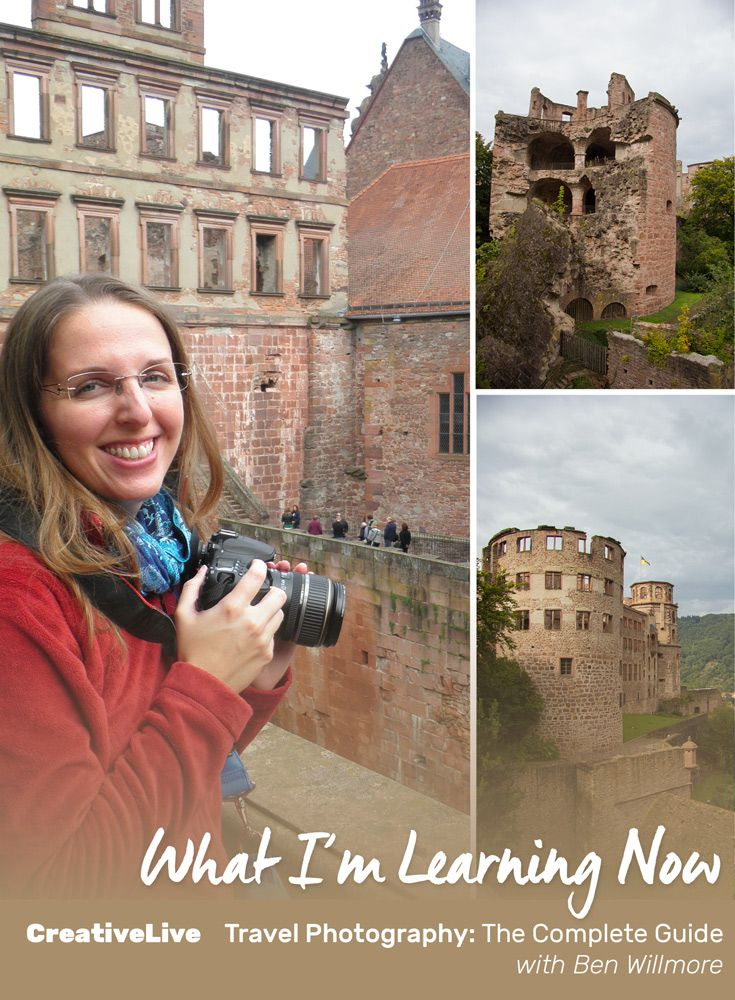 Reviewing CreativeLive class Travel PhotographyThe Complete Guide
