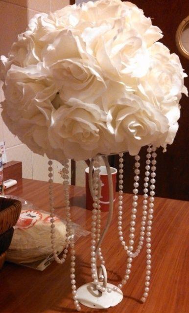 16 best images about bodas on pinterest mesas alibaba - Centros de mesas para bodas ...