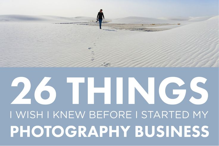We've made a lot of mistakes in our photography career. And we want you to avoid them! So check out this post to get tons of tips to have a smooth start to your own business!