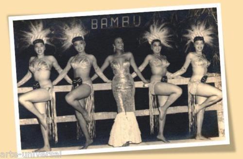 Details About Celia Cruz Vintage Dancers Print Poster