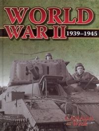 950.537 WOR The Second World War was a defining event in Canadian history. World War II recounts Canada's involvement in the war that engulfed the world, including incidents leading to the war, key events and people, and the aftermath.