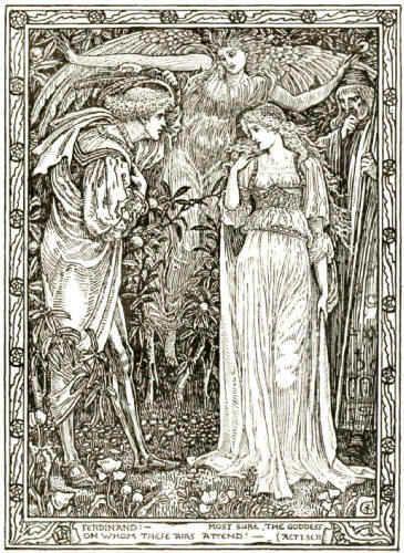 The Tempest / William Shakespeare