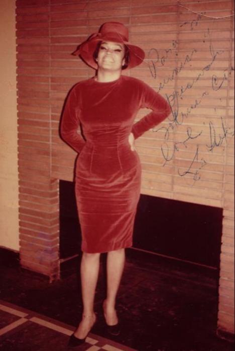 La Lupe, La Reina del Latin Soul!