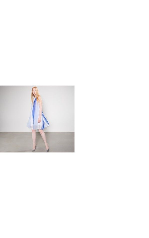 CONCEPT DRESS, CONCEPT LIMITED COLLECTION, multicolor, RESERVED