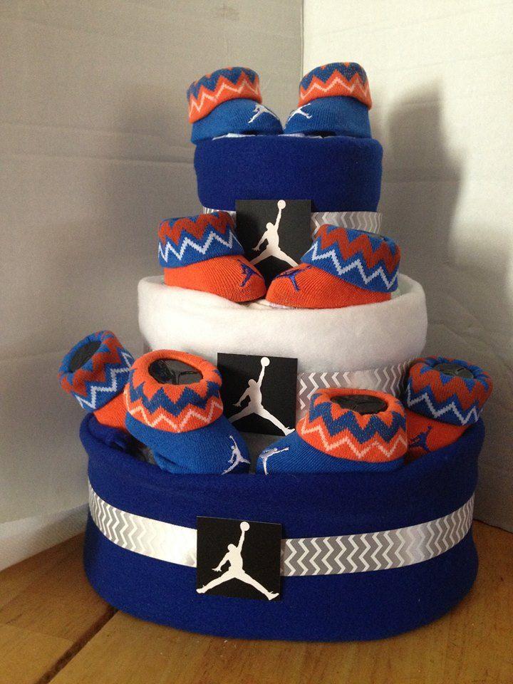 Knicks Baby Shower Cakes