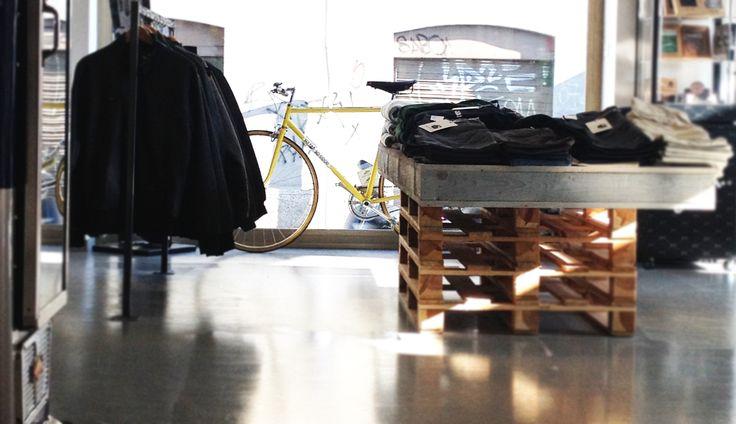 Ciclografica @ Bomboclat: le nostre bici a Monza! #bike #vintage #expo