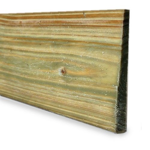 125mm x 22mm W/Board fencing