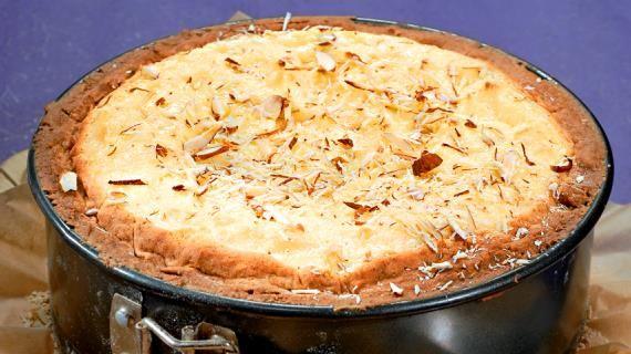 Творожный пирог с вишней. Пошаговый рецепт с фото, удобный поиск рецептов на Gastronom.ru