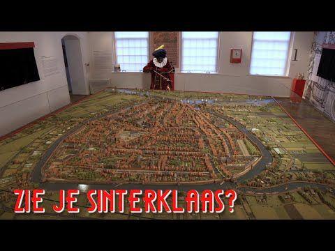 Zie je Sinterklaas? - YouTube