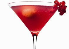 Oprah's Pomegranate Martini - Ingredients -1 1/2 cups pomegranate juice, 2 ounces Absolut Citron vodka or white tequila, 1 ounce Cointreau liquor, Cup of ice, Splash of sparkling water (optional), Squeeze of lemon (optional)--Shake ingredients in a shaker and put in chilled martini glasses. Put pomegranate fruit into glass as garnish.