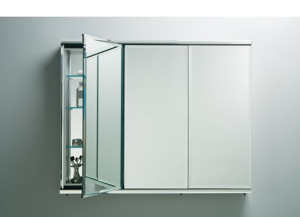 65 best images about medicine cabinets on pinterest for Large flat bathroom mirrors