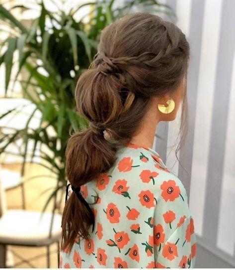 Zeit der Hochzeiten, Kommunionen, Taufen … wir werden die Frisur ein wenig erneuern …  – Hair does and Up does