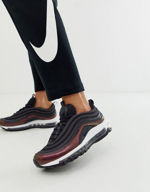 quality design 94dce 5c8ac Nike Grey Air Max 97 Trainers | модные кроссовки | Air max ...