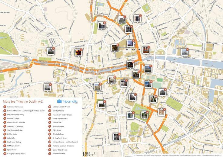 Обязательно посетить в Дублине Топ-30 вещей, которые нужно обязательно сделать в Дублине, Ирландия. Дублин — красивый город с многовековой историей, столица Ирландии. Огромные размеры Дублина говорят о множестве интересных мест для туристов. Ирландия отличается особенной культурой, которая нашла отражение во всём. Большое количество достопримечательностей доставят туристам массу эстетического удовольствия...