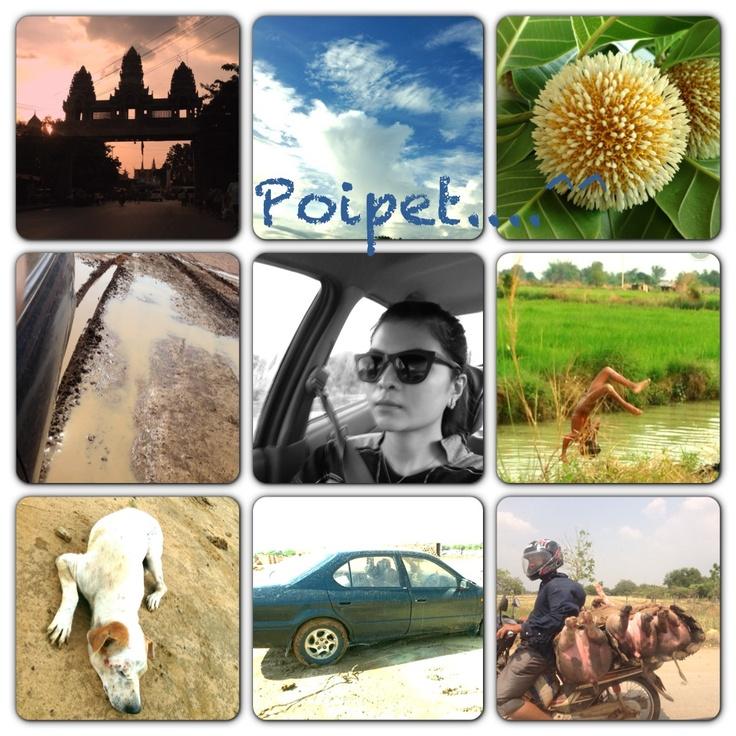 Poipet Cambodia ..