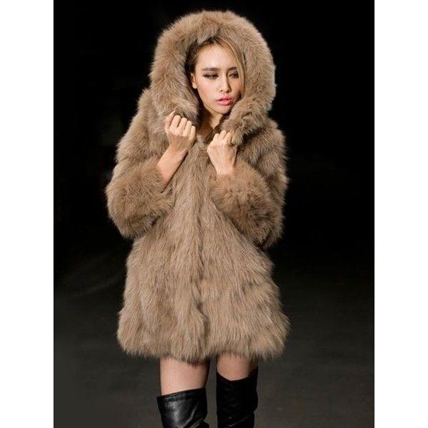 Best 10  Long faux fur coat ideas on Pinterest | Olivia palermo ...
