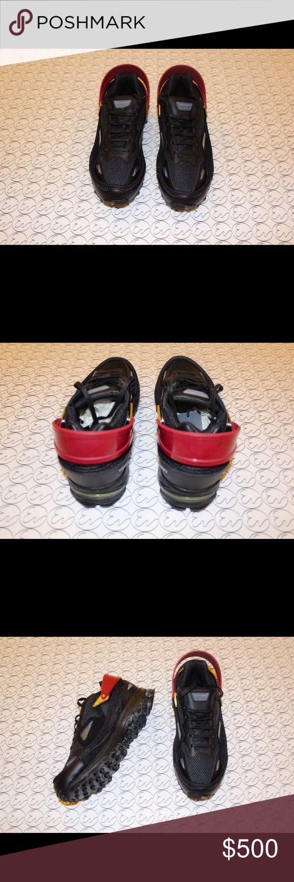 RAF SIMONS Adidas RAF SIMONS adidas  men's 100% Authentic adidas Shoes Sneakers