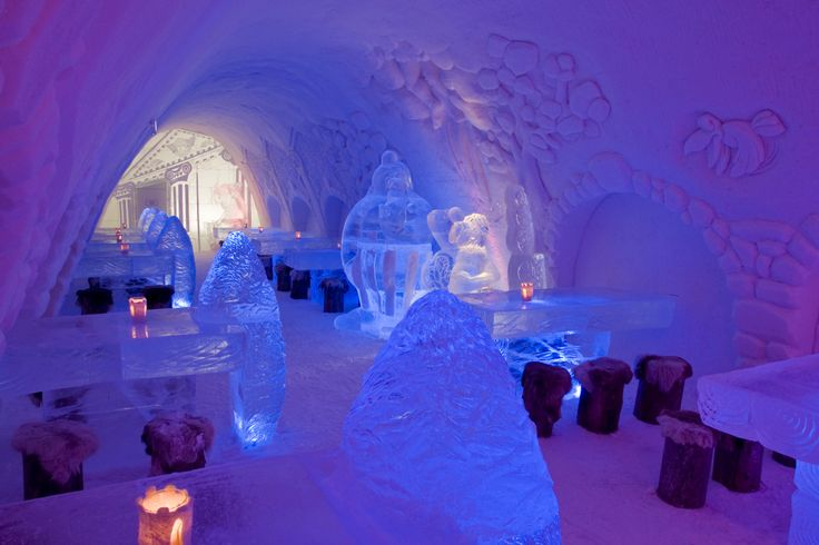 Lumilinna SnowCastle Restaurant