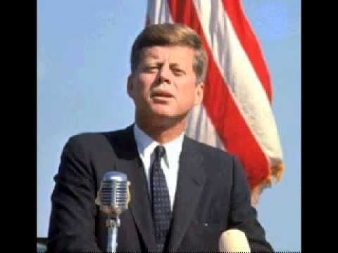 Why JFK Was Assassinated  - The Speech That Cost Him His Life Part 1