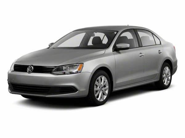 2012 Volkswagen Jetta Sedan Sedan Se W Convenienc