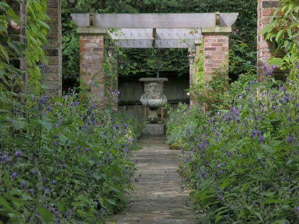 David Keegans Garden Design Blog: Garden design project in Lancashire inspired by Gertrude Jekyll, By David Keegan Garden Design