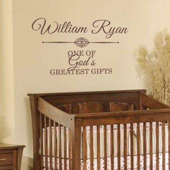 Best Vinyl Wall Decals Images On Pinterest - Vinyl wall decals baby room
