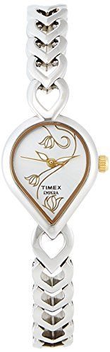 Timex Empera Analog Silver Dial Women's Watch