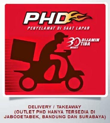 2014, Daftar Harga, Harga Menu, PHD Online Delivery Paket Hemat, PHD Online Delivery, No PHD Online Delivery,