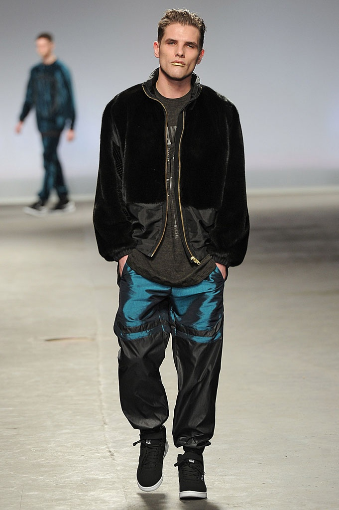 Astrid Andersen AW13 #LondonCollections