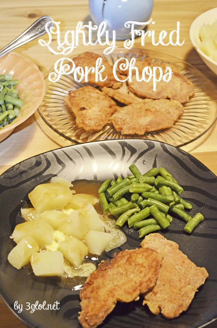 Best 25+ Thin Pork Chops Ideas On Pinterest  Cooking Boneless Pork Chops,  Boneless Pork Chops Oven And Cooking Pork Chops