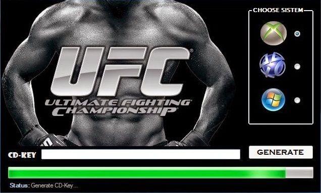 EA SPORTS UFC Crack Tool   Serial Keygen No Survey Download