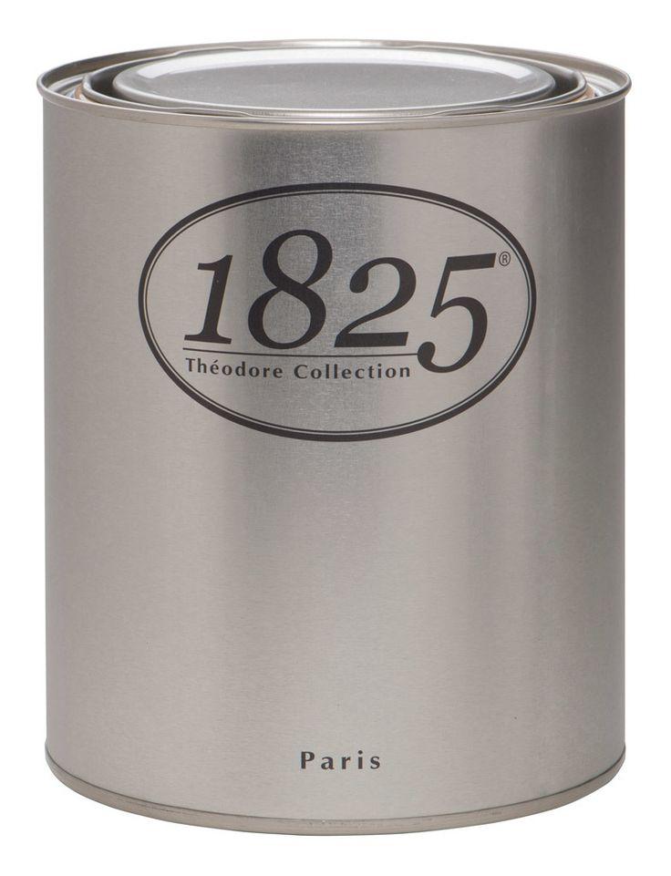 1825 Acryl Satin – RAL 2004 Orangé pur – 2.5L : Peinture satinée haut de gamme destinée aux murs des chambres d'enfants, des cuisines et salles de
